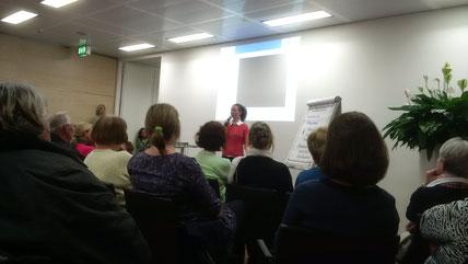 Fanntastisch gesund abnehmen mit Sport - Speaking Fanny Matussek