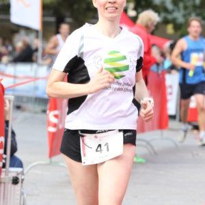 2015-09-27 Ulm Marathon Zieleinlauf