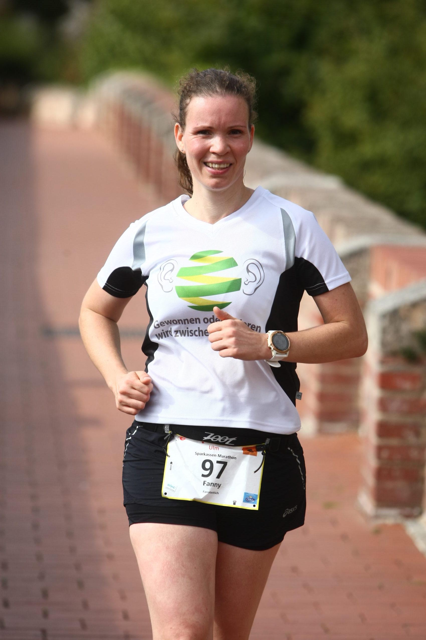 Fanny Theymann Einsteinmarathon Ulm 2018