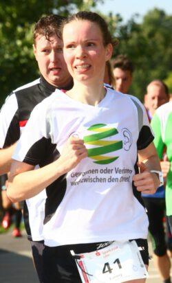 Ulm Einstein-Marathon Fanny Matussek